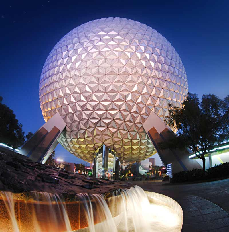 Epcot via Orlandoattractions.com
