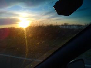 Ocean Parkway Driving via my lovely wife Amanda Romano