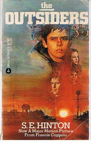 The Outsiders by S.E. Hinton via Amazon.com