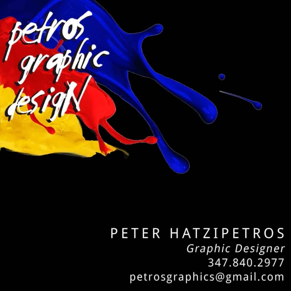 Petros Graphic Design